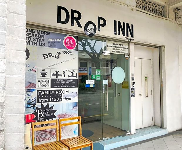 Drop Inn Singapore, Kallang