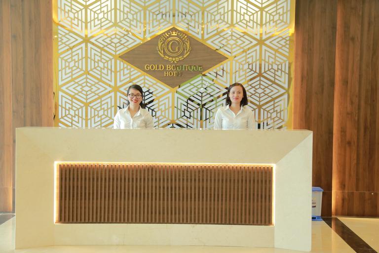 Gold Boutique Hotel Da Nang, Thanh Khê