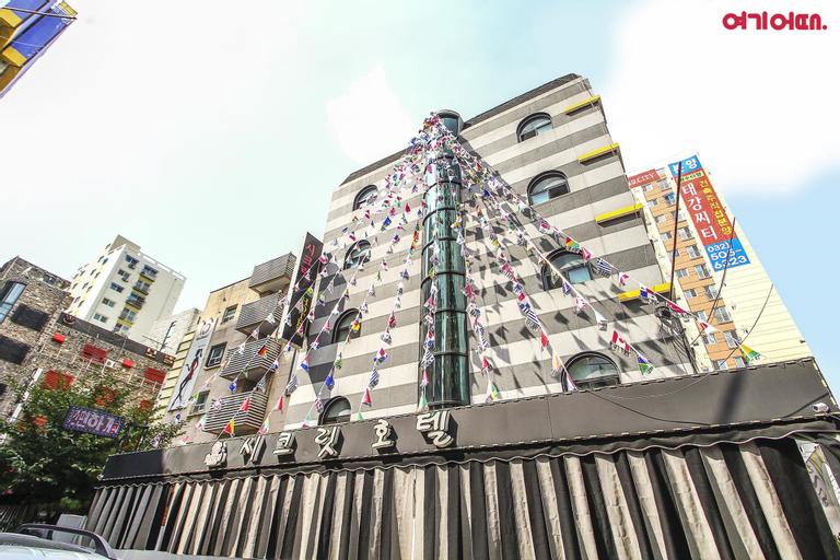 SECRET HOTEL, Gyeyang