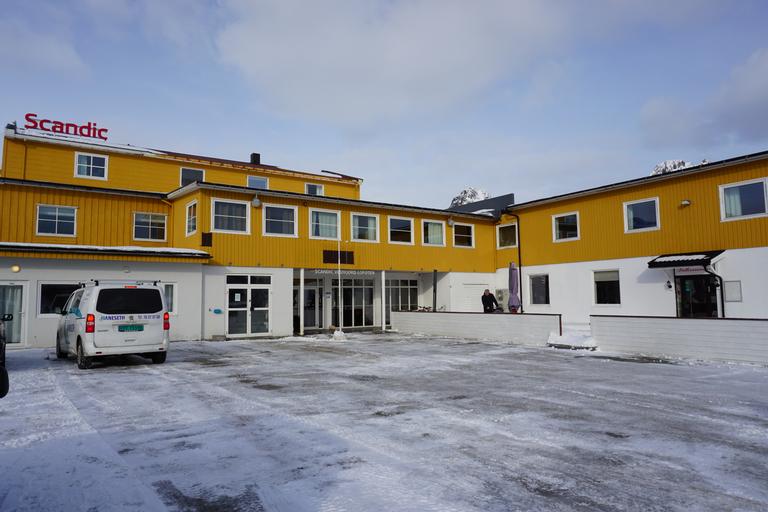Scandic Vestfjord Lofoten, Vågan