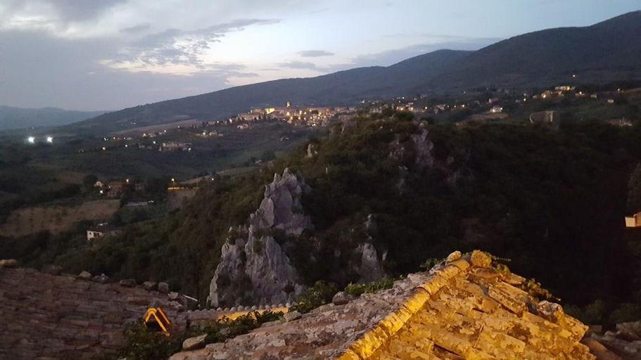 Palazzetto dei Conti Ancajani, Terni