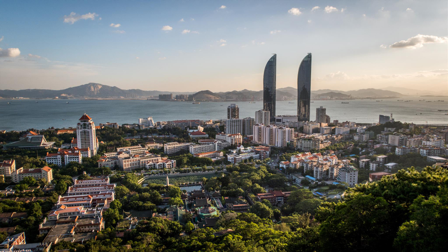 White Dolphin Hotel, Xiamen