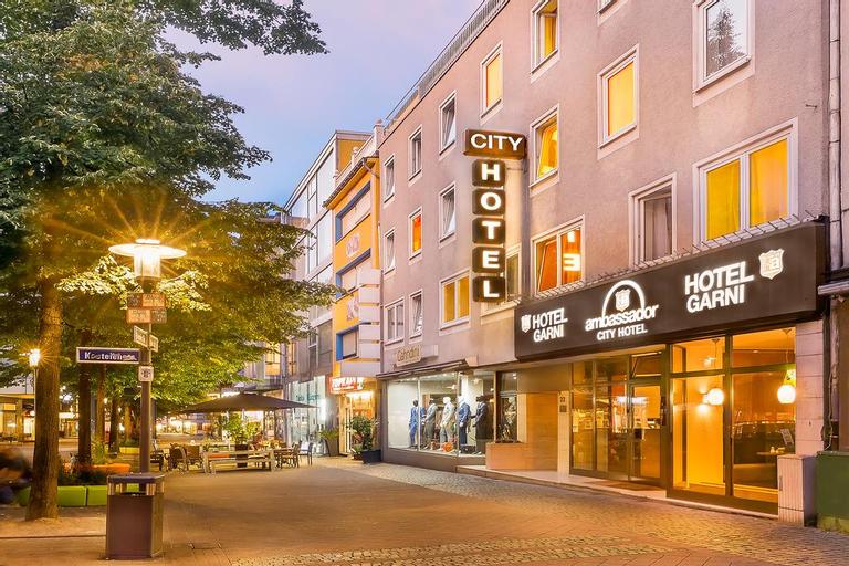 Novum Hotel Ambassador, Essen