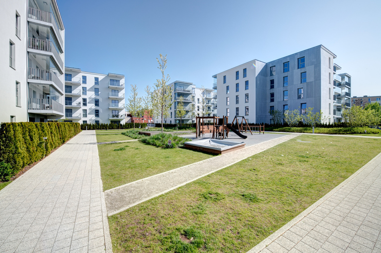Dom & House – Apartments Nadmorze Estate, Gdańsk City