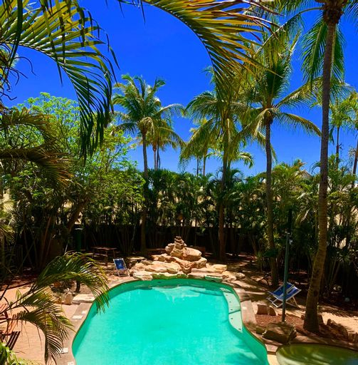 Roebuck Bay Backpackers and Party Bar, Broome