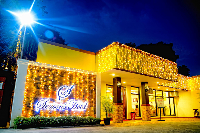Seasons Hotel and Convention Center, Magsaysay