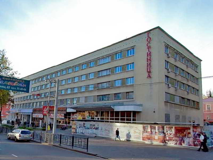 Oktyabrskaya Kursk, Kursk