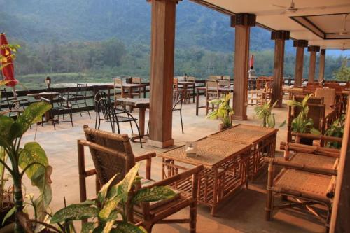 Ning Ning Guesthouse, Ngoi