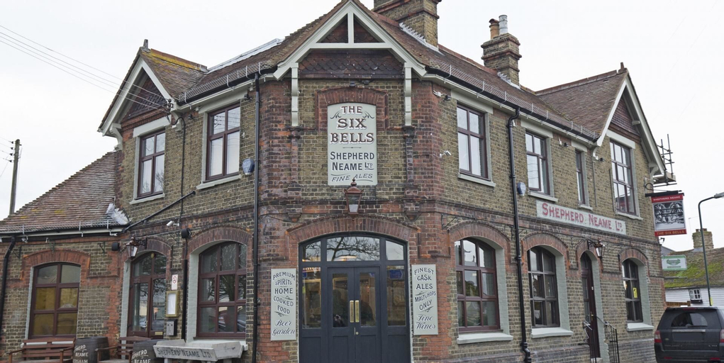 The Six Bells, Medway
