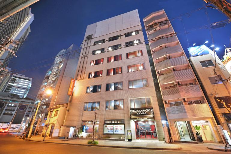 Khaosan World Namba, Osaka