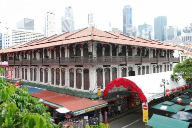 Santa Grand Lai Chun Yuen, Outram