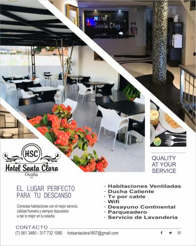 Hotel Santa clara Ocana, Ocaña