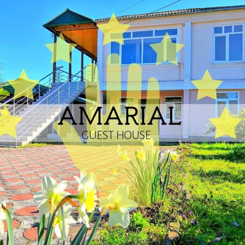 Homestay by the sea Amarial, Gulripshi