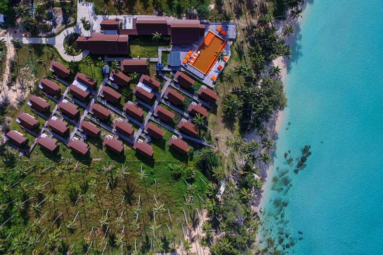 Koh kood paradise beach, K. Ko Kut