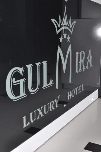 Hotel Gulmira and Ko on Reshetnikova 2 B, Navbahor
