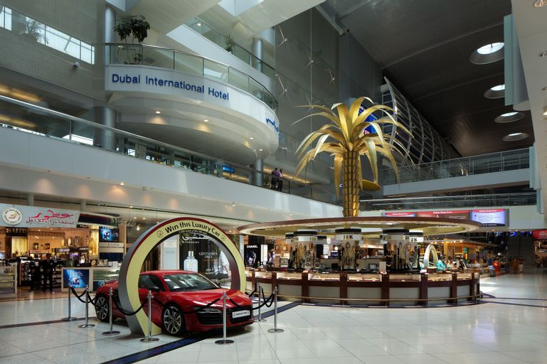 Dubai International Airport Terminal Hotel,
