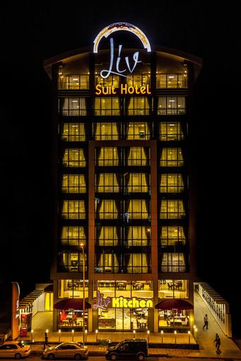 Liv Suit Hotel, Merkez