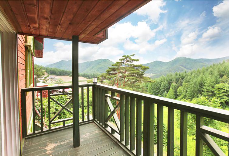 Camp Star Pension, Jeongseon