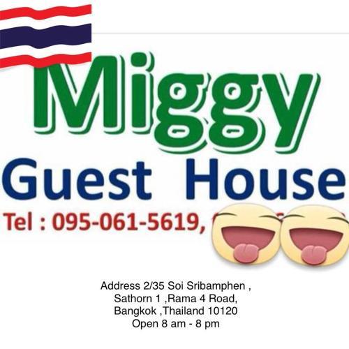 Miggy Guest House, Sathorn