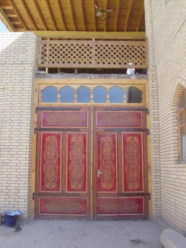 Islambek Khiva, Xiva
