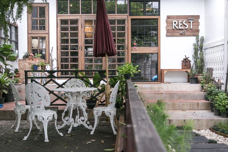 REST Ari Hostel, Phaya Thai