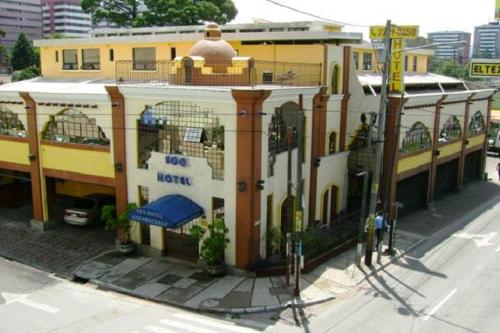 Eco Hotel Los Proceres, ZONA 10