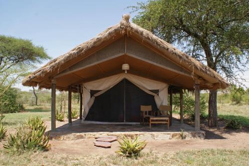 Ikoma tented Camp, Serengeti