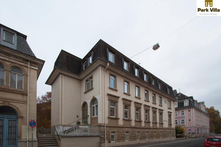 Park Villa Apartments, Bad Kissingen