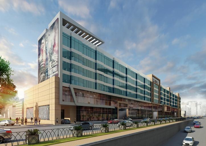 Studio M arabian Plaza Hotel & Hotel Apartments,