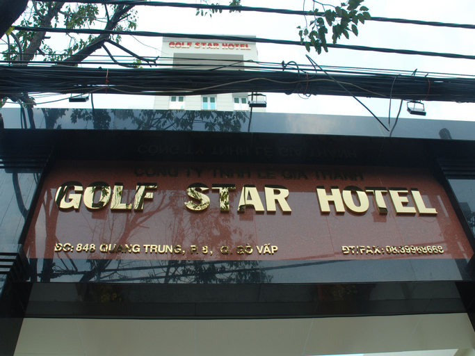 GOLF STAR HOTEL, Gò Vấp