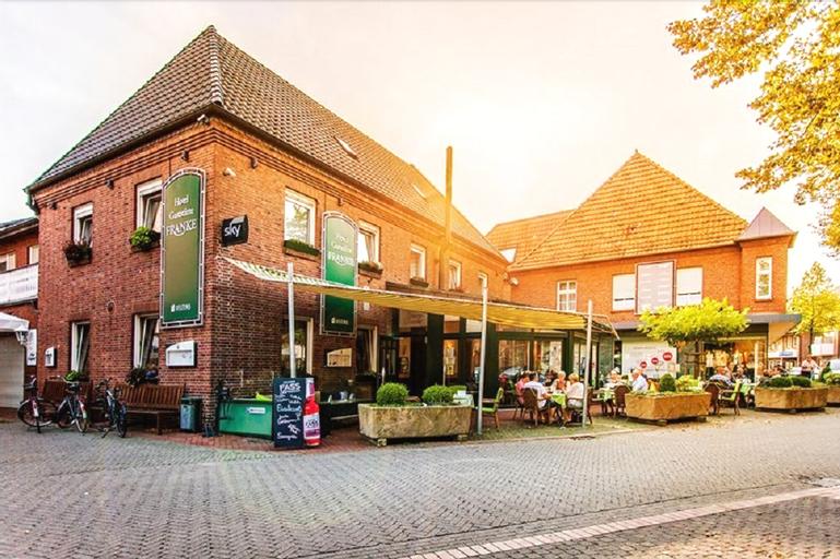 Hotel-Gaststätte Franke, Borken