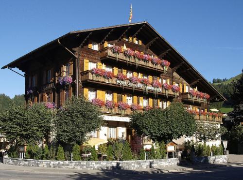 Hotel Saanerhof, Saanen