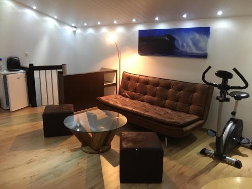 Studio cosy au centre de Couvet, Val-de-Travers