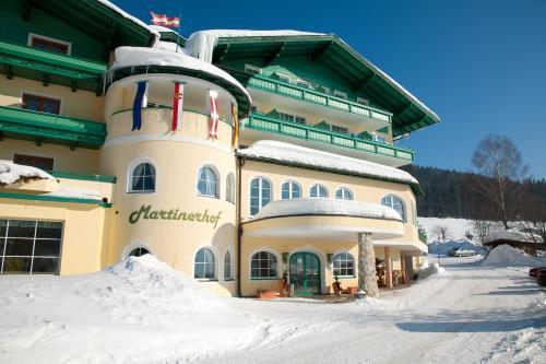 Wohlfuhlresort und Feriengut Martinerhof, Sankt Johann im Pongau
