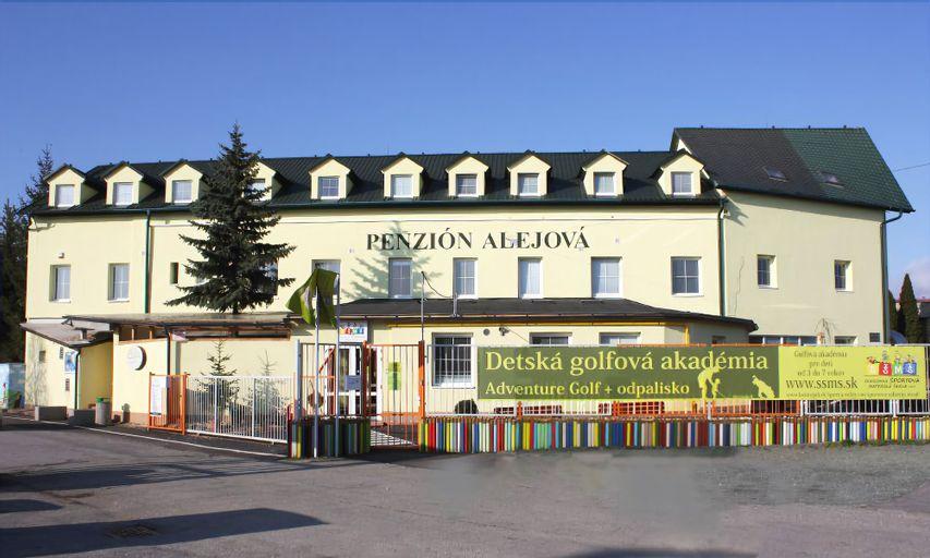 Penzión Alejová, Košice IV