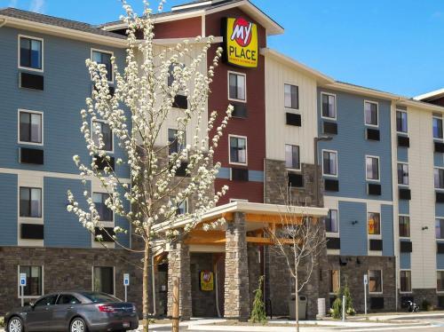 My Place Hotel-Boise/Meridian, ID, Ada