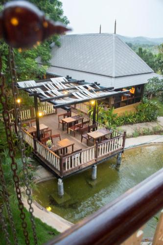Kongkarn Resort and Farmstay, Pak Tho