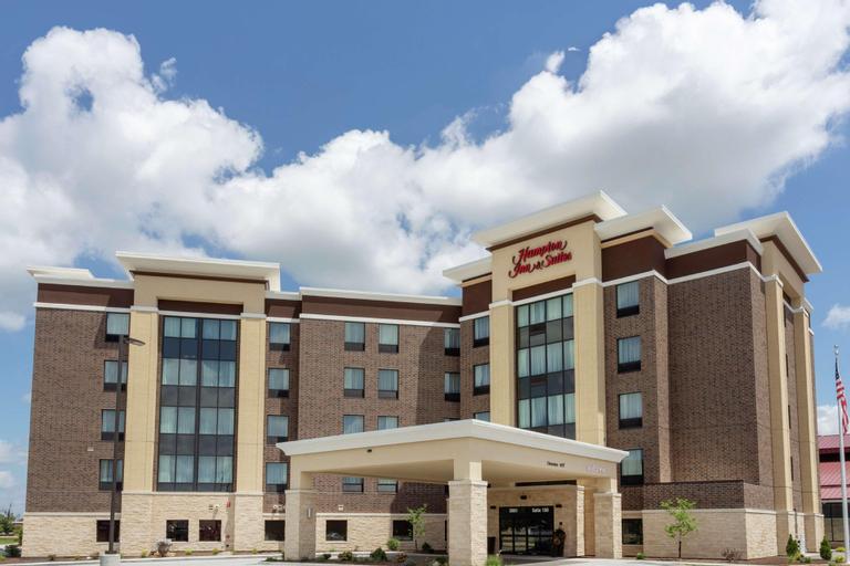 Hampton Inn & Suites Burlington, Des Moines