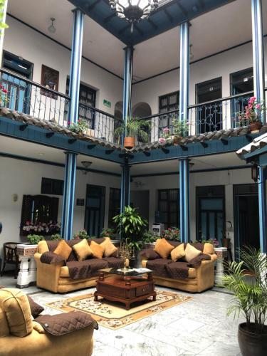 Hotel Montecarlo, Riobamba