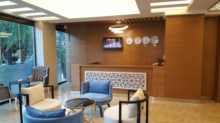 Paradise otel restorant Cafe, Merkez
