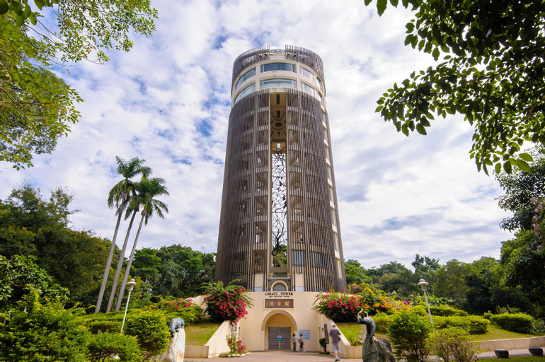 Gon Mei Hotel, Chiayi City