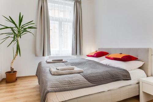 Comfy 2 Bedroom Apartment, Praha 8