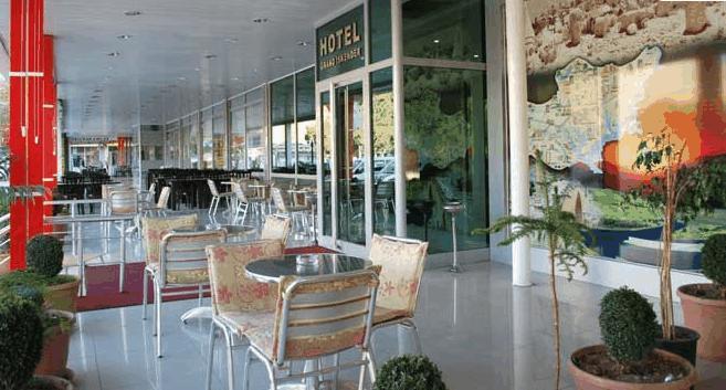 Hotel Grand Iskender, Merkez