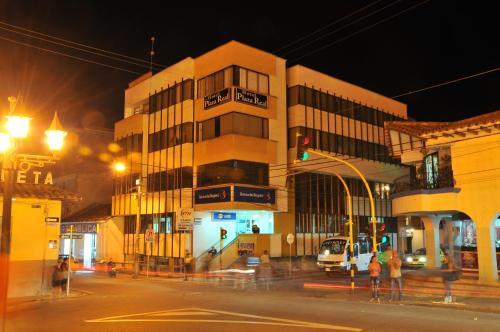 Hotel Plaza Real de Ocana, Ocaña
