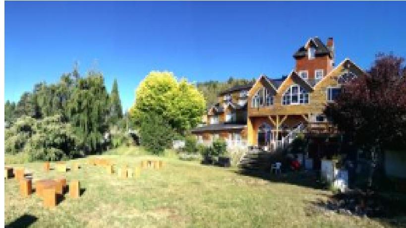 Hosteria La Luna, Bariloche