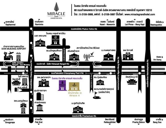 Miracle A Hotel, Lak Si