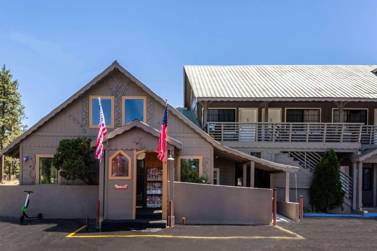 Econo Lodge Inn & Suites South Lake Tahoe, El Dorado