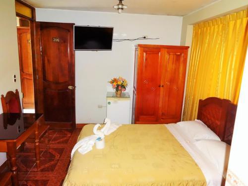 Gran Hotel De La Vega, Huenuco