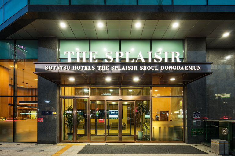 Sotetsu Hotels The Splaisir Seoul Dongdaemun, Jongro