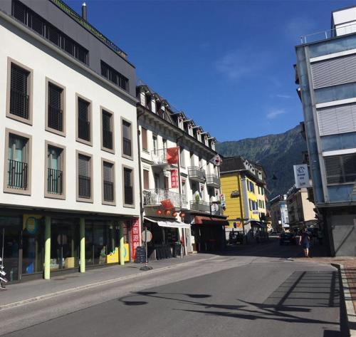 Happy central apartment, Interlaken